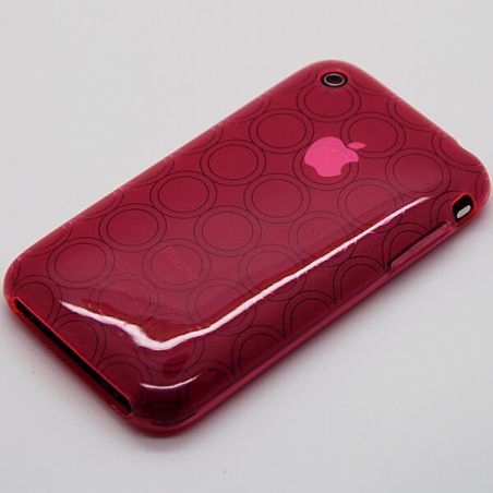 Soft case iSkin for iPhone 3G 3GS