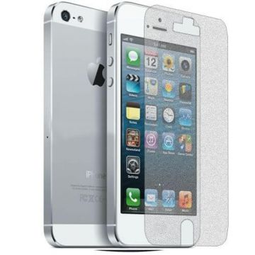 Screen Protector iPhone 5 5S Clear Front & Rear 3D Diamond Effect