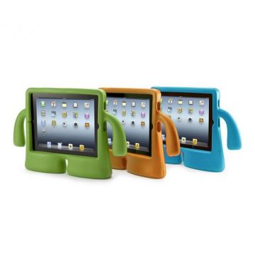 Kid-Friendly Stand Case for iPad 1 2 3 4