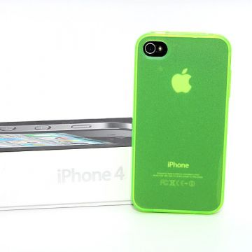 Thin Case TPU flashy iPhone 4 4S