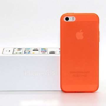 Coque TPU Fine iPhone 5 5S
