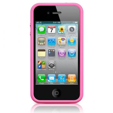 Bumper - Contour TPU Rose IPhone 4 & 4S
