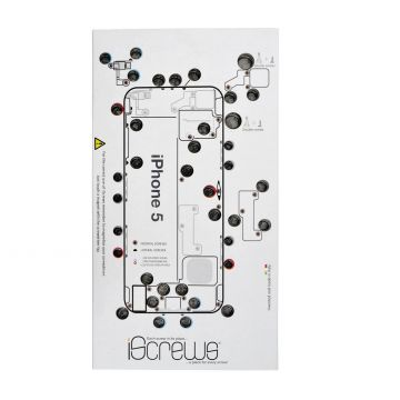 iScrews Hole distribution board for iPhone 5