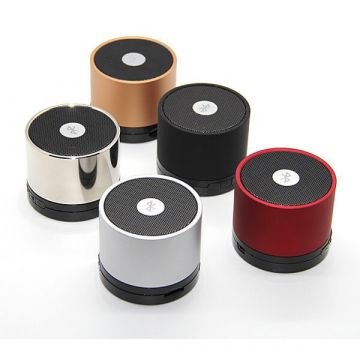 Coloured Mini Bluetooth Stereo Speaker iPhone, iPad and iPod