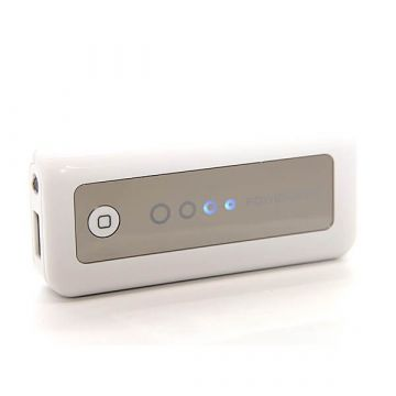 Batterie externe Power Bank 5600 MAH pour iPod, iPhone et iPad