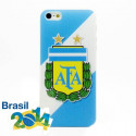 Hull World Cup edition Argentina 2014 iPhone 4 4S flag