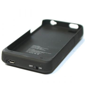 External Battery Charger Case iPhone 4 4S