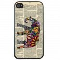 Elephant Hard Case for iPhone 5/5S/SE