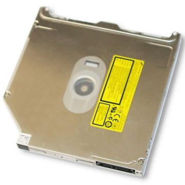 DVD Laufwerk Brenner SuperDrive SATA 9.5mm GS31N für MacBook Pro 13, 15, 17""