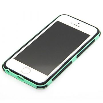 Bi-color TPU bumper iPhone 5/5S/SE