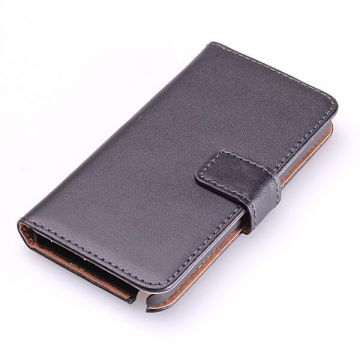 Leather imitation Portfolio Stand Case iPod Touch 5