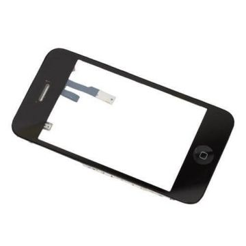 Touch Screen digitizer and complete frame for iPhone 3G Black