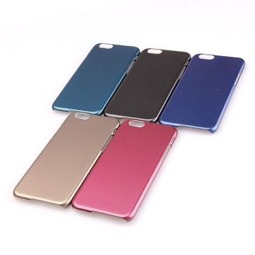 Metallic hard cover case iPhone 6