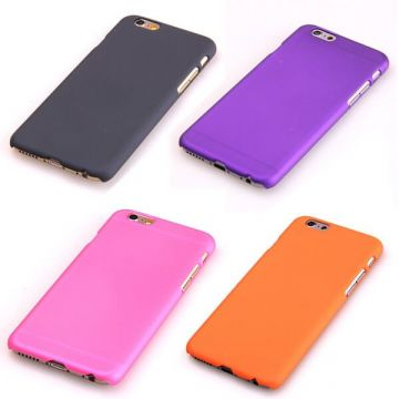 "Hard cover case with ""Soft Touch"" iPhone 6"