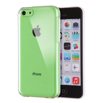 Coque souple TPU transparent iPhone 5C