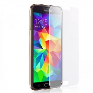 Tempered glass Screen Protector Samsung Galaxy S5 Front clear