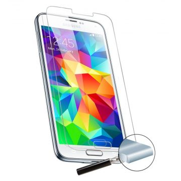 Tempered glass screenprotector Samsung Galaxy S5 - 0,26mm - samsung accessoires