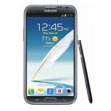Stylet tactile touch pen gris Samsung Galaxy Note 2