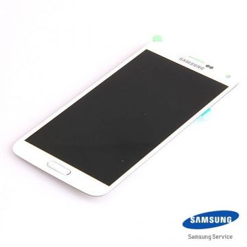 Original Complete screen Samsung Galaxy S5 SM-G900F white
