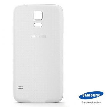 Originele backcover Samsung Galaxy S5 wit