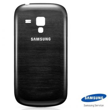 Originele back cover Samsung Galaxy S3 Mini - zwart