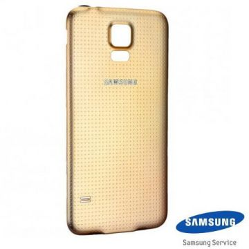 Originele backcover Samsung Galaxy S5 goud
