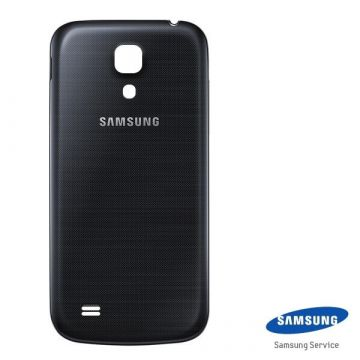 Original Replacement back cover Samsung Galaxy S4 Mini in black