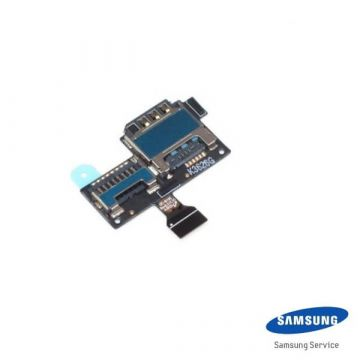 Original SIM connector Samsung Galaxy S4 Mini