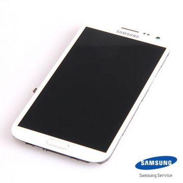 Original Complete screen Samsung Galaxy Note 2 N7100 white