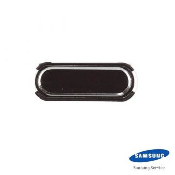 Original Home button Samsung Galaxy Note 2 in black