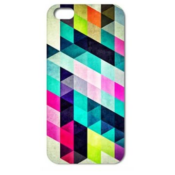 Triangles Hard Case for iPhone 5C