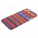 Coated Chilean patterned hard cover case for iPhone 6 Plus