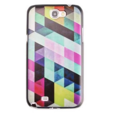 Triangles Hard Case for Samsung Galaxy Note 2