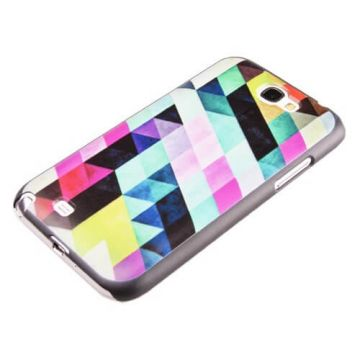 Coque Samsung Galaxy Note 2 Design Triangles