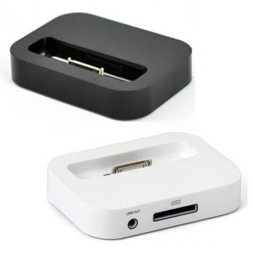 Dock Station pour iPhone 3/3GS Iphone 4/4S