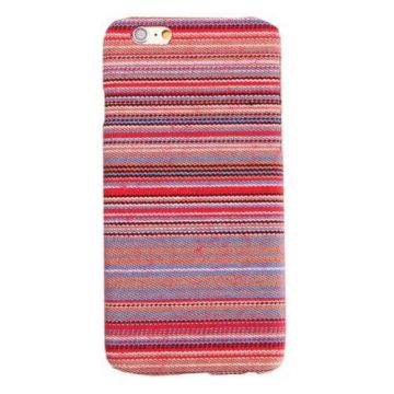 Coated Chilean patterned iPhone 6 hard cover case