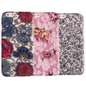 Flowers Pattern Textile iPhone 6 Hard Case