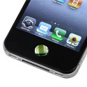 Rhinestone home button iPod iPhone iPad