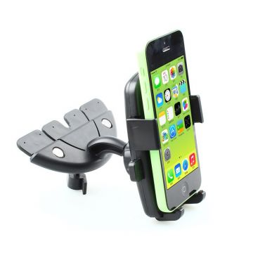 Adjustable grip 360° Universal Car Holder with Quick-snap