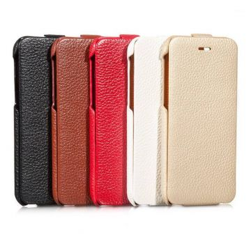 Flip Leather Case iPhone 6