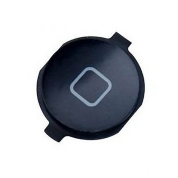 Bouton Home iPhone 3G 3GS noir