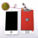 Original Glass digitizer and LCD Retina Screen for iPhone 5S White