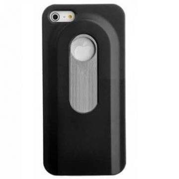 Bottle opener case iPhone 5/5S/SE Black